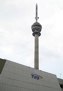 Jakarta Wikipedia Tvri Tower Senayan South Taman Lembang Kota Administrasi