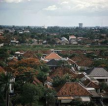 Menteng Wikipedia Post Colonial Period Edit Taman Lembang Kota Administrasi