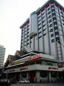 Menteng Wikipedia Sarinah Department Store Modern Stores Jakarta Taman Lembang