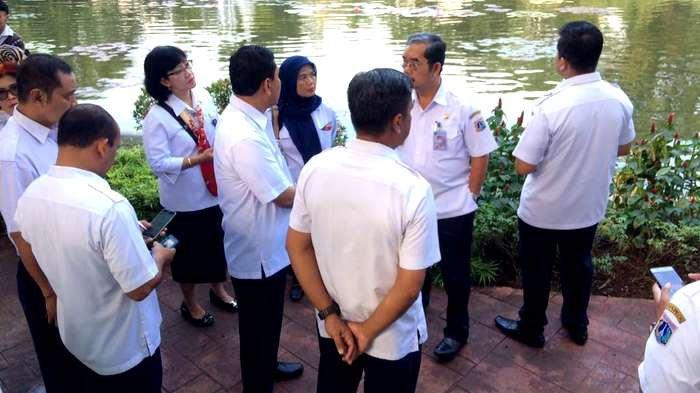 Tag Waduk Sekitar 200 Ikan Nila Taman Lembang Mati Kota