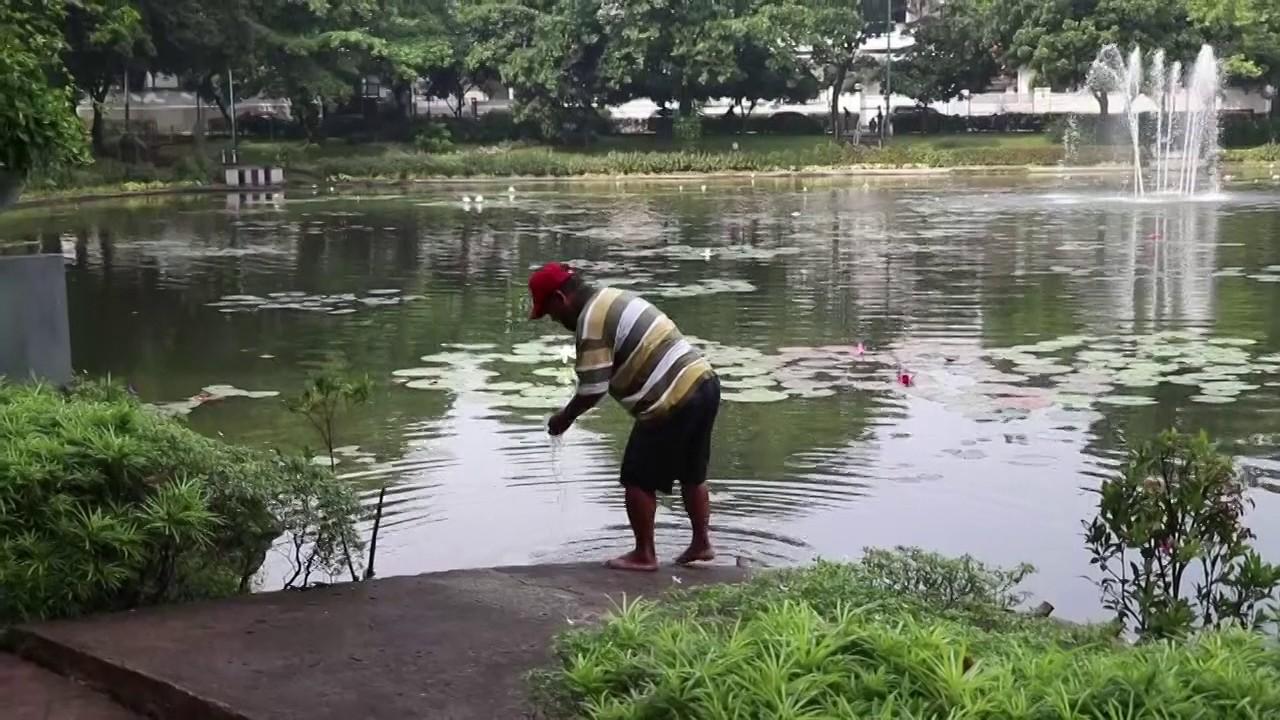 Taman Lembang Ditutup Youtube Kota Administrasi Jakarta Pusat