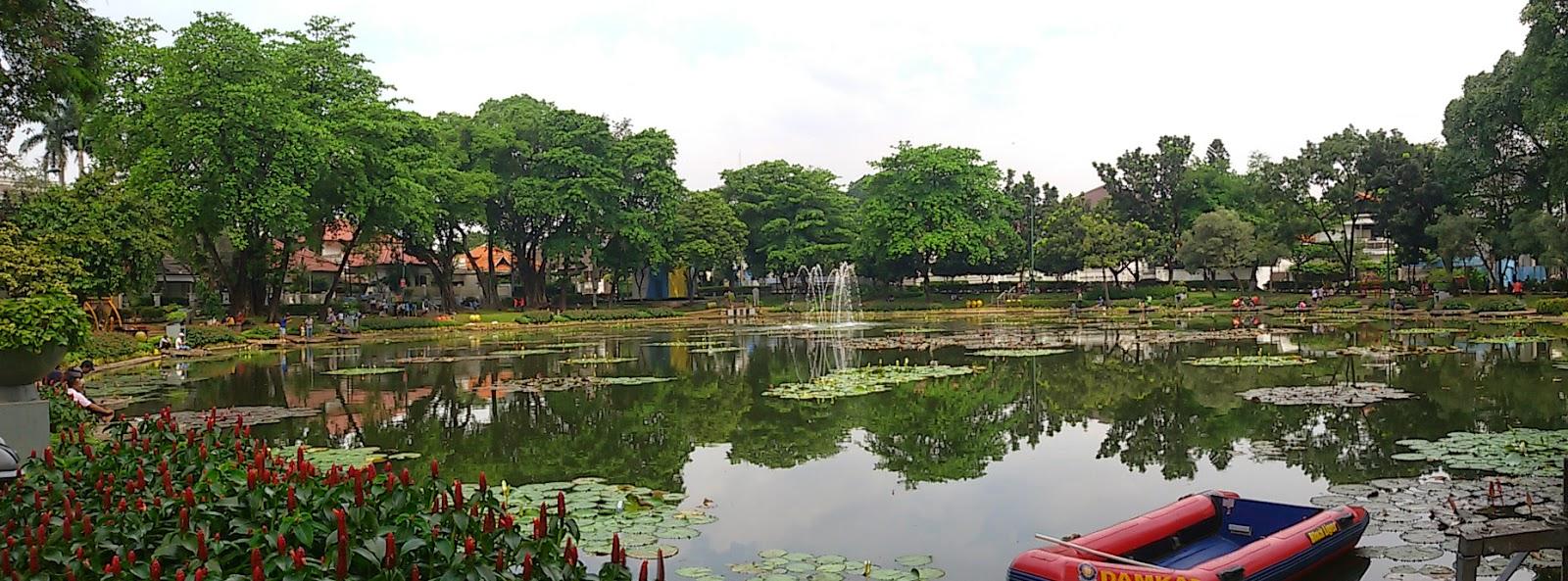 Wisata Alam Jakarta Tak Sepi Taman Lembang Kota Administrasi Pusat