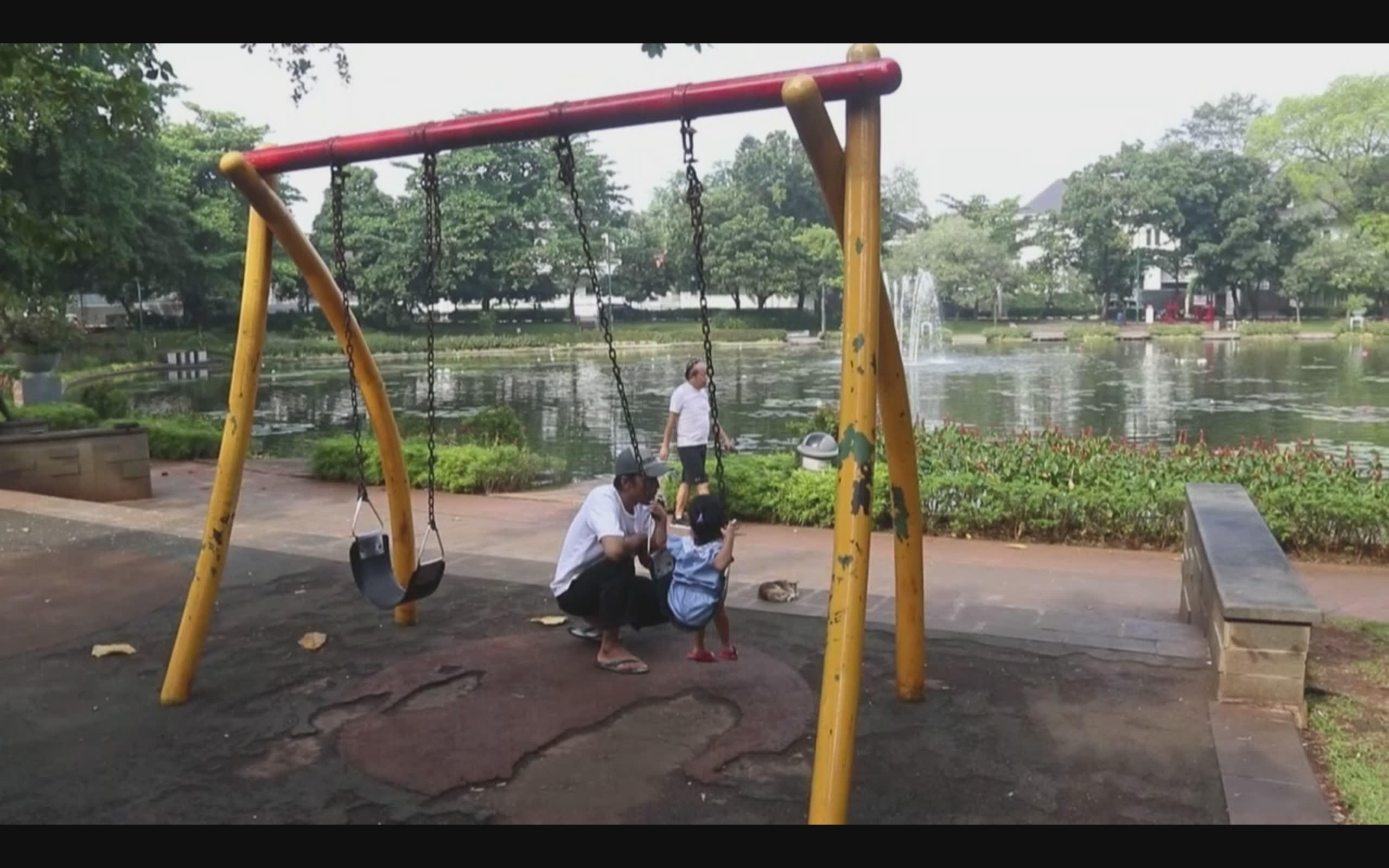 454 Taman Lembang Ditutup Jpg Suropati Kota Administrasi Jakarta Pusat