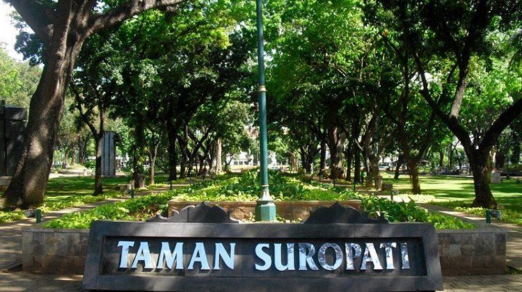 5 Tempat Wisata Jakarta Murah Menarik Indonesia Indah Taman Suropati