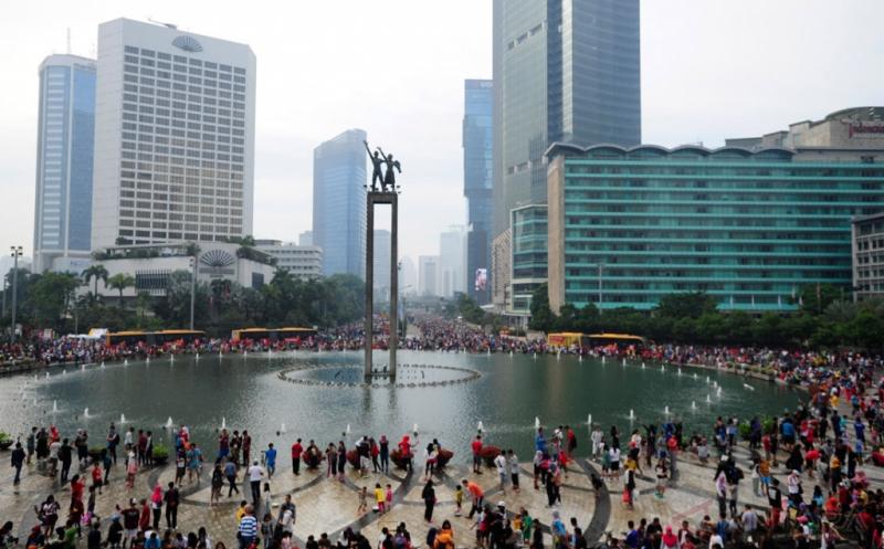 Aktivitas Weekend Ala Anak Muda Jakarta Pusat Car Free Day