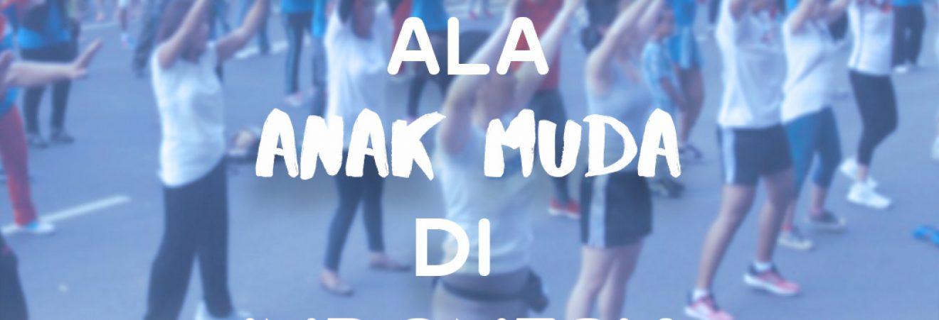 Aktivitas Weekend Ala Anak Muda Jakarta Pusat Taman Suropati Kota