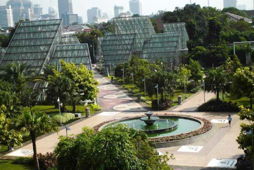 Jakarta Bersih Taman Menteng Credited Garudamagazine Suropati Kota Administrasi Pusat