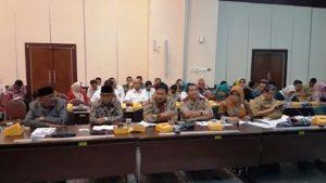 Pemerintah Bnnp Menghadiri Rapat Gelar Kantor Jakarta Swara Indonesia Gubernur