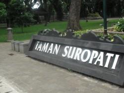 Penginapan Sekitar Jl Diponegoro Hotel Jakarta Taman Suropati Salah Satu