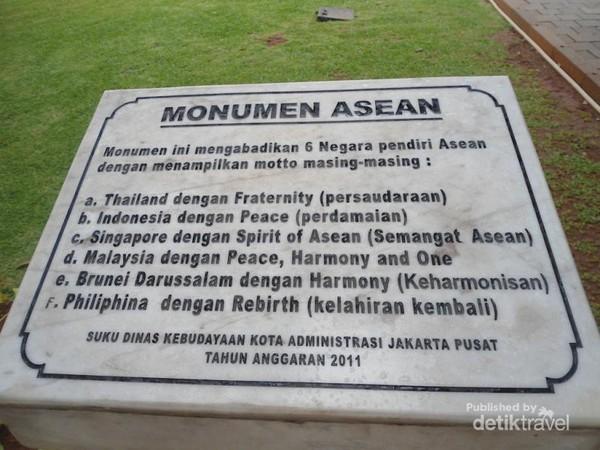Taman Suropati Oase Tengah Jakarta Kota Administrasi Pusat