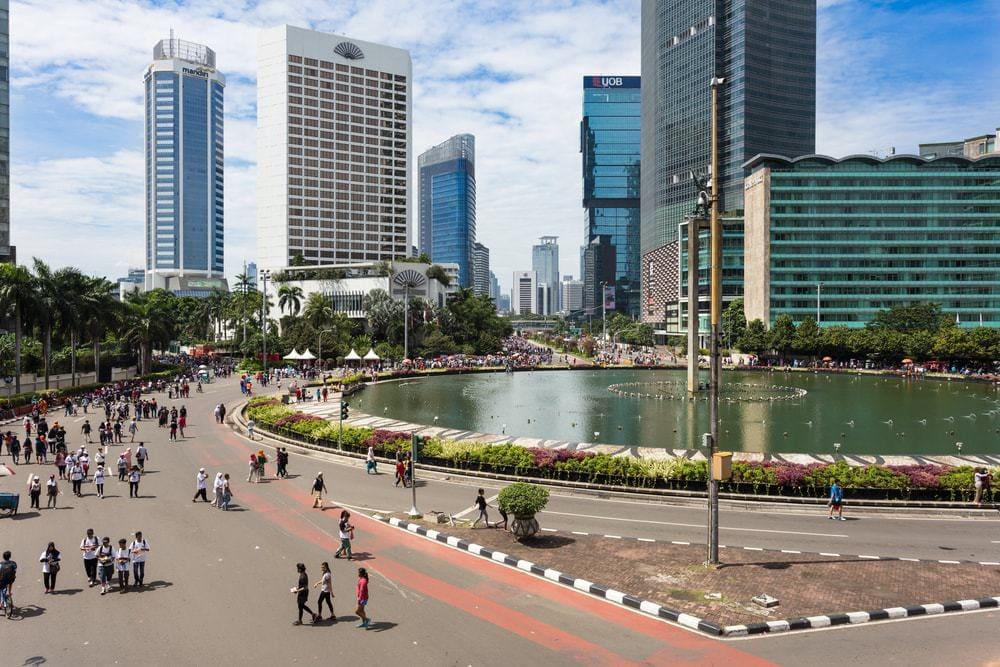 388 Hotel Jakarta Pusat Murah Car Free Day Wisata Kuliner