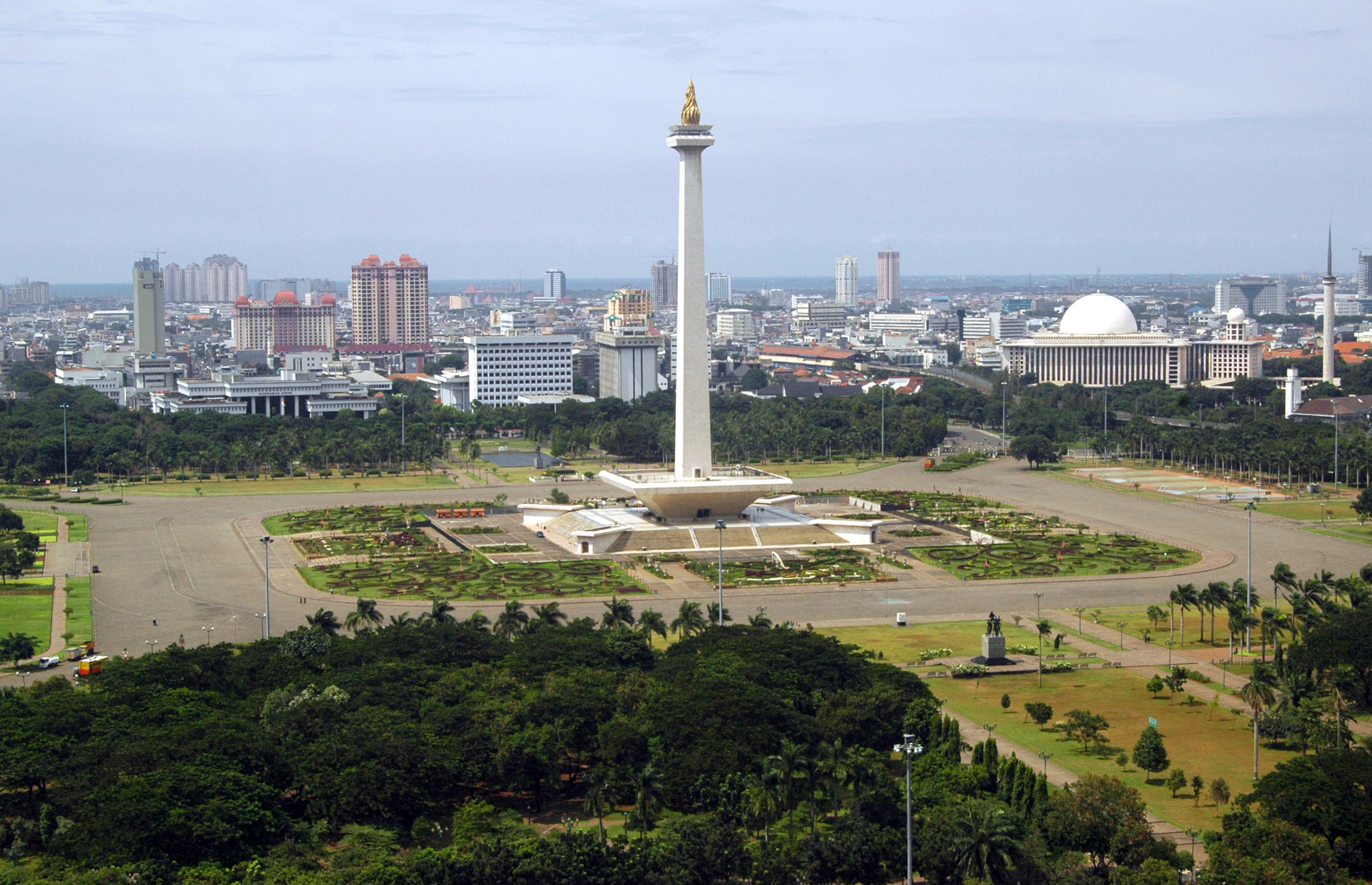 Hotel Murah Jakarta Pusat Termurah Traveloka Monumen Nasional Dikenal Sebagai