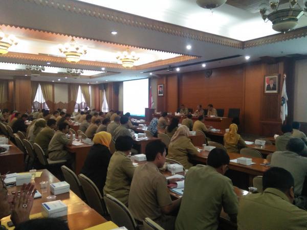 Jakarta Pusat Pemerintah Kota Administrasi Minggu Depan Lenggang Kemayoran Diresmikan