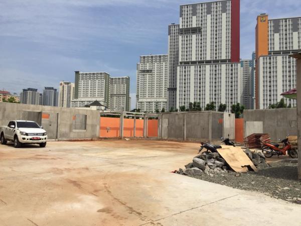 Jakarta Pusat Pemerintah Kota Administrasi Pembangunan Lokasi Pengolahan Sampah Kemayoran