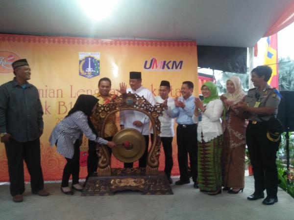 Jakarta Pusat Pemerintah Kota Administrasi Sekda Dki Resmikan Lenggang Kemayoran