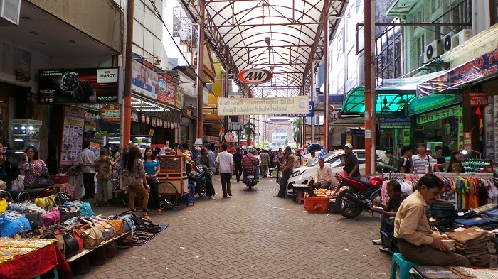 Jelajah Jakarta Pusat Tempat Wisata Belanja Pasar Kuliner Pecenongan Kota
