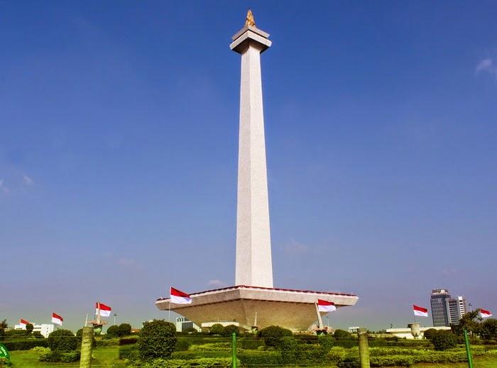 Jelajah Jakarta Pusat Tempat Wisata Monumen Nasional Kuliner Pecenongan Kota