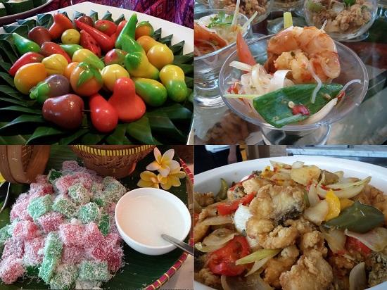 Mencicipi Kuliner Thailand Taste Thai Festival Holiday Inn Negara Identik
