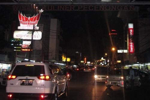 Night Market Ala Jakarta Wisata Kuliner Pecenongan Kawasan Pusat Shafa