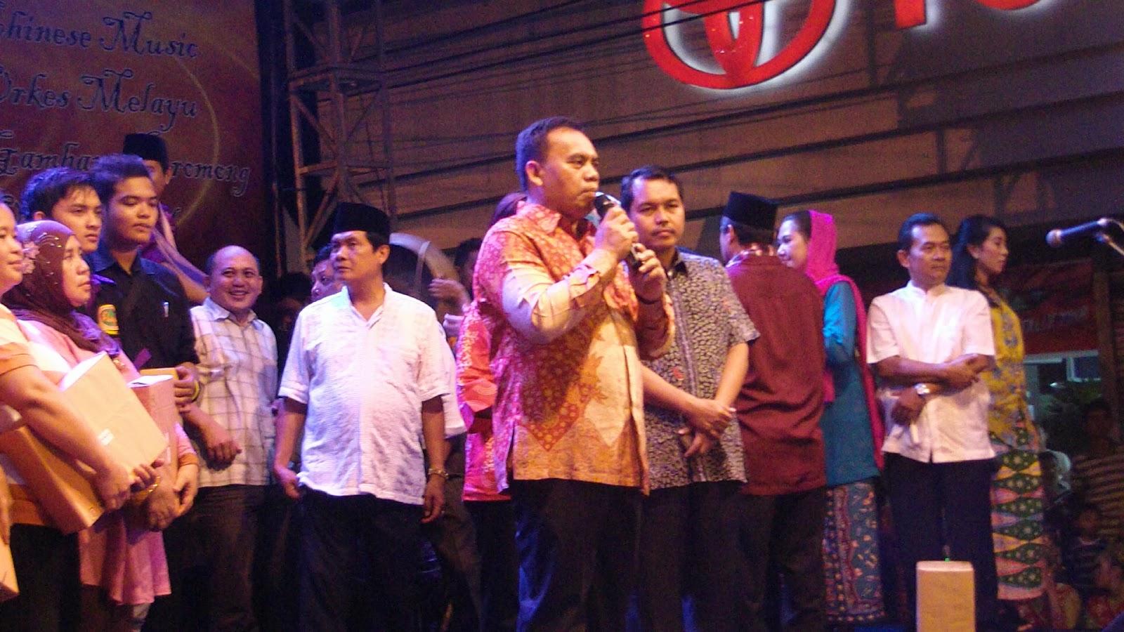 November 2013 Progresif Online Festival Kuliner Pecenongan Sarana Pelestarian Budaya