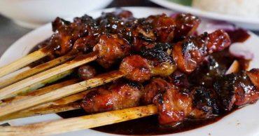 Toko Souvenir Jakarta Limakaki Tiga Lokasi Wisata Kuliner Olahan Kambing