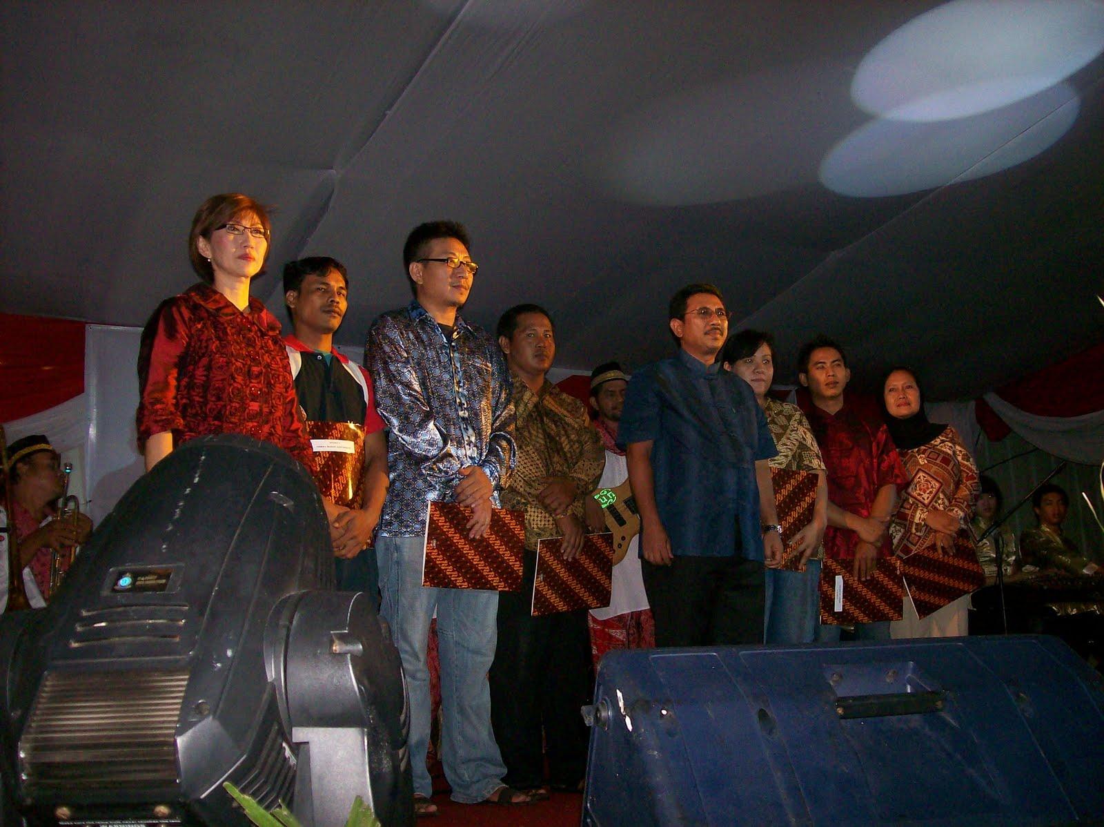 Wartanusantara Festival Pecenongan Sarana Promosi Budaya Kuliner Wisata Kota Administrasi