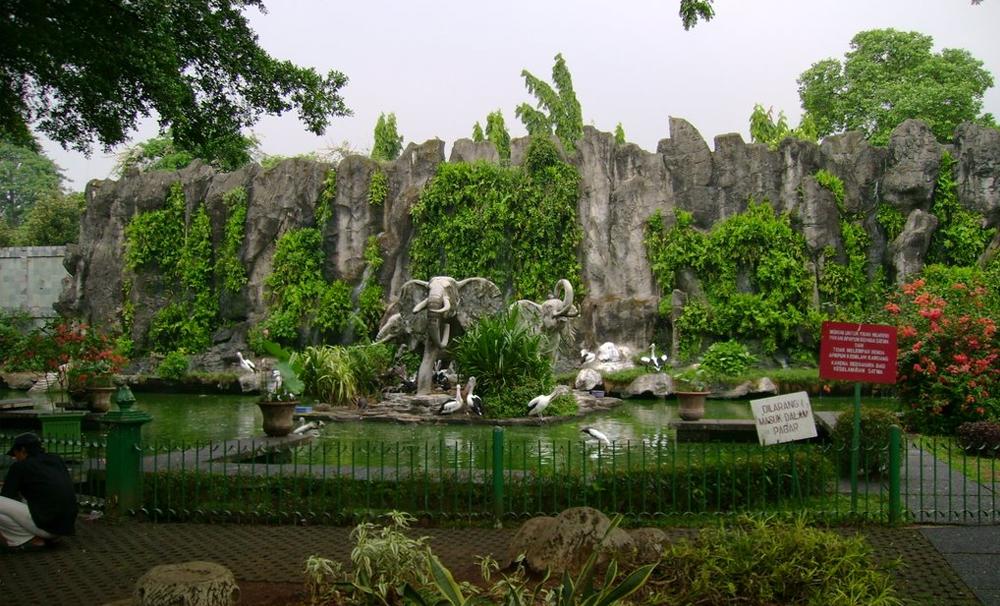 2016 08 07 Wisata Indonesia Dunia Sebagai Salah Satu Kebun