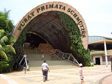 Ragunan Zoo Wikipedia Schmutzer Primate Centre Jakarta Kebun Binatang Kota