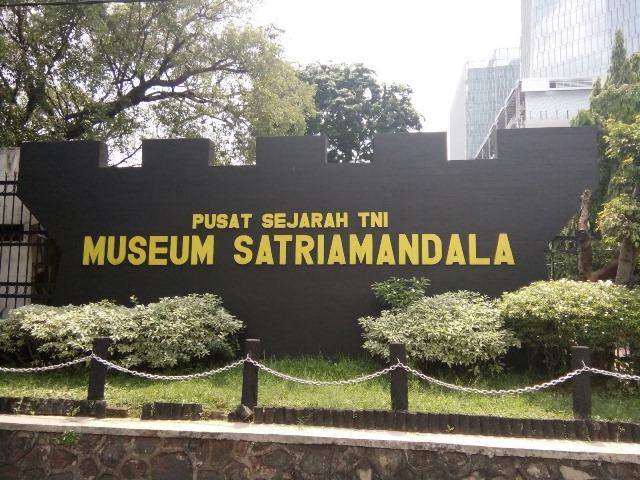 11 Tempat Wisata Jakarta Selatan Asik Rekomended Museum Satria Mandala
