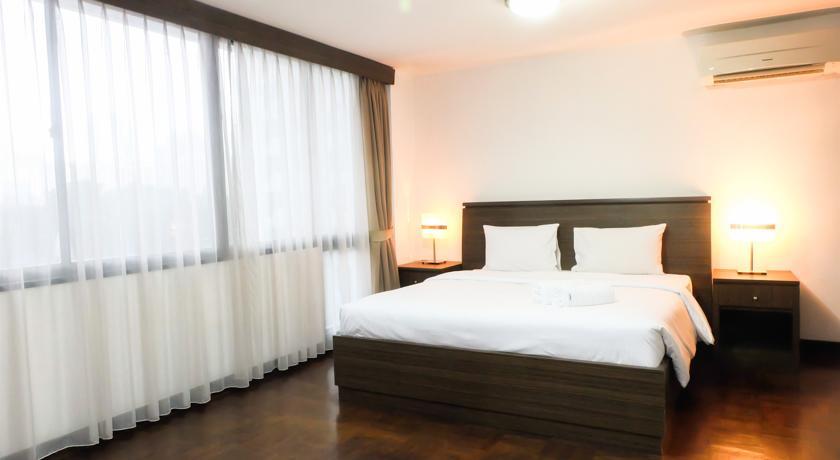 2 Br Park Royale Apartment Semanggi Travelio Prices Photos Time