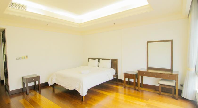 2br Luxury Scbd Suites Apartment Travelio Prices Photos Reviews Time