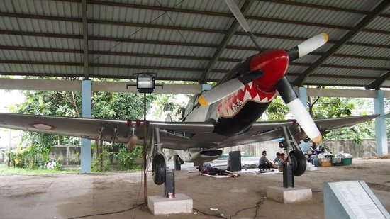 Aircraft Display Picture Satria Mandala Museum Armed Forces Musium Kota