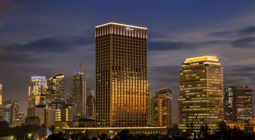 Fairmont Jakarta Prices Photos Reviews Address Indonesia Time Travel Musium