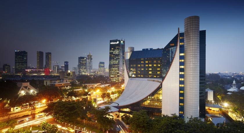 Gran Melia Jakarta Prices Photos Reviews Address Indonesia Time Travel
