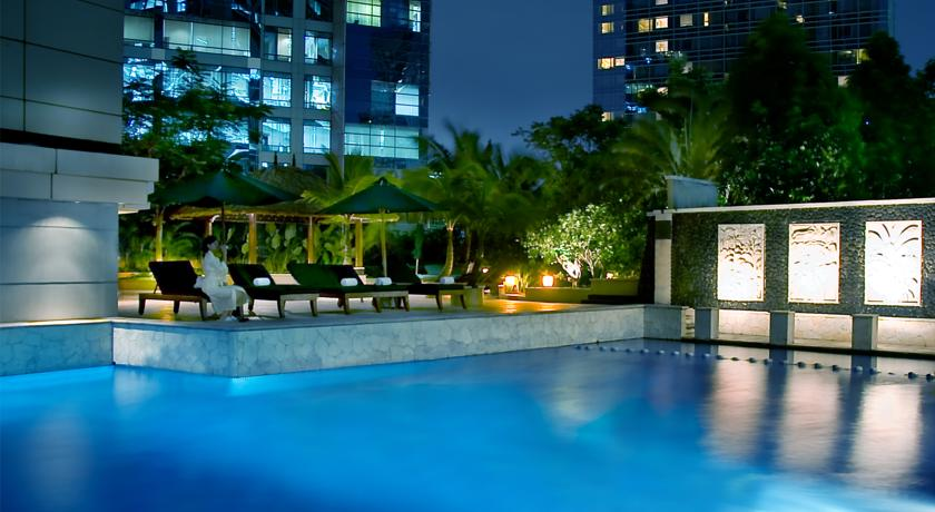 Jw Marriott Hotel Jakarta Prices Photos Reviews Address Indonesia Time