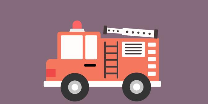 Klinik Belakang Satria Mandala Terbakar 17 Mobil Pemadam Dikerahkan Musium