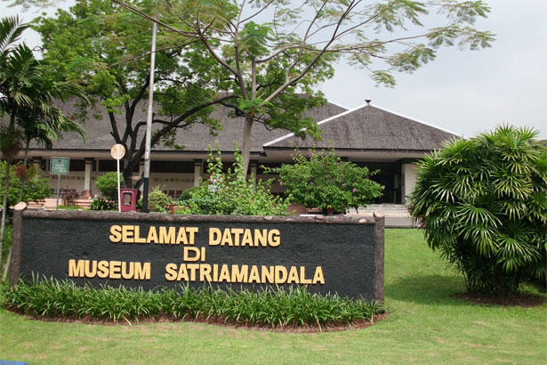 Museum Satria Mandala Gedoor Musium Kota Administrasi Jakarta Selatan
