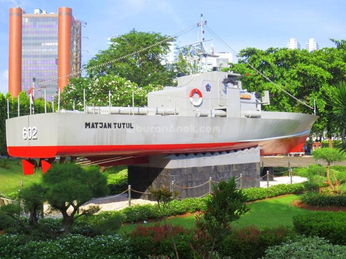 Museum Satria Mandala Kids Holiday Spots Liburan Anak Musium Kota
