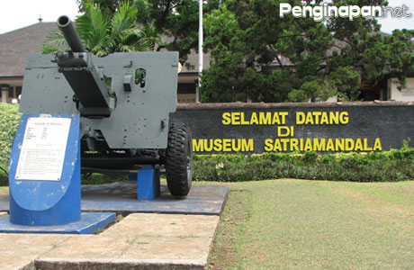 Museum Satria Mandala Tempat Wisata Militer Murah Edukatif Www Jakartatraveller
