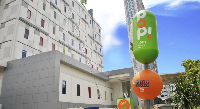 Pop Hotel Kemang Jakarta Prices Photos Reviews Address Indonesia Time