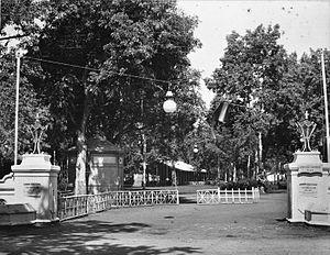 South Jakarta Wikivisually Ragunan Zoo Batavia Located Cikini Area Musium