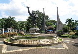 South Jakarta Wikivisually Ragunan Zoo Front Gate Musium Satria Mandala