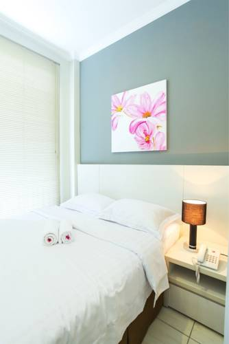 Topaz Residence Prices Photos Reviews Address Indonesia Hotel Musium Satria