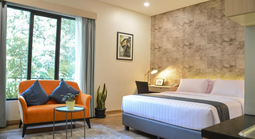 Treehouse Suites Boutique Serviced Apartment Prices Photos Time Travel Indonesia