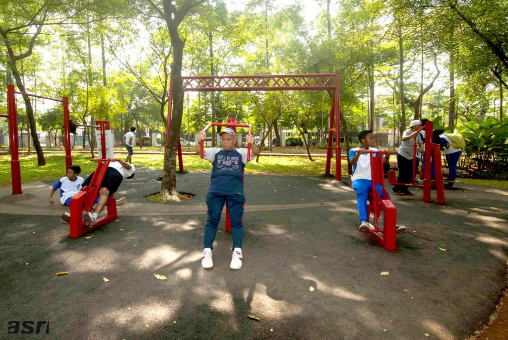 3 Taman Berekreasi Jakarta Selatan Majalah Griya Asri Tebet Hutan