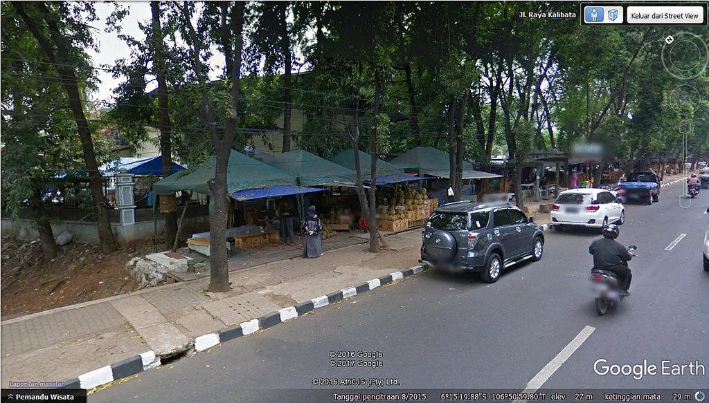 Jakarta City Masterplan Urban Design Guide Line Rtrw Page Penataan