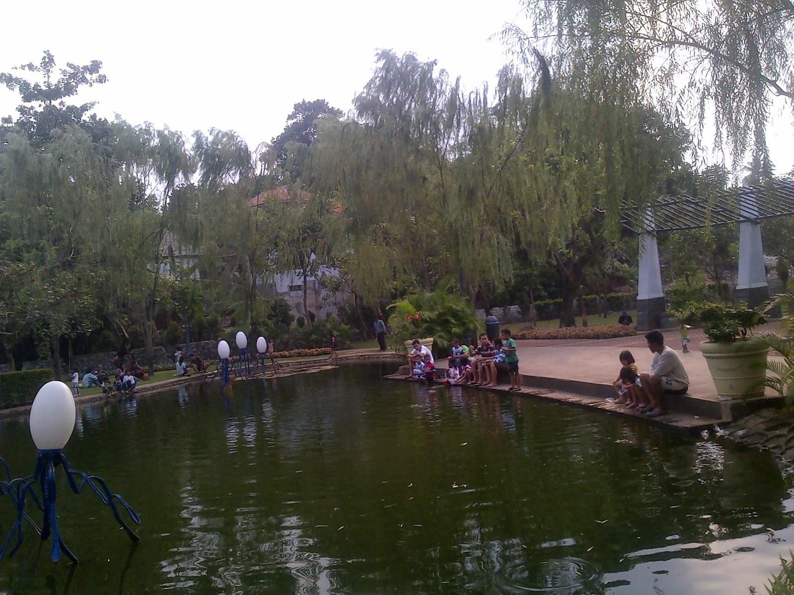 Ajang Sauh Rasa Januari 2015 Taman Seluas 1 5 Hektar