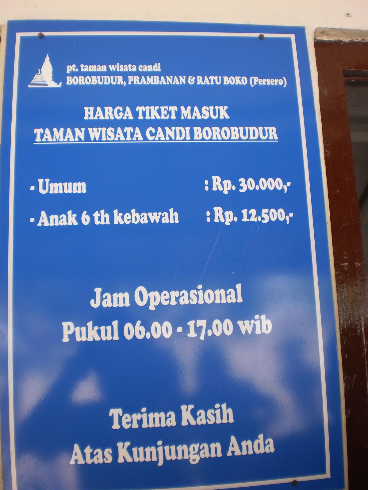 November 2012 World Setelah Sampai Borobudur Ternyata Motor Ga Parkir