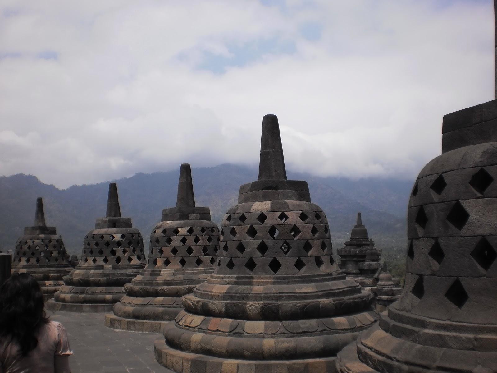 November 2012 World Setelah Selesai Muter2 Candi Borobudur Saatnya Gw