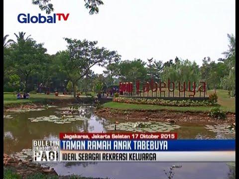 Taman Tabebuya Ramah Anak Jagakarsa Jakarta Selatan Bip 19 10